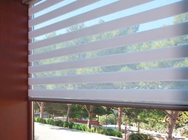 Estores para cada tipo de ventana