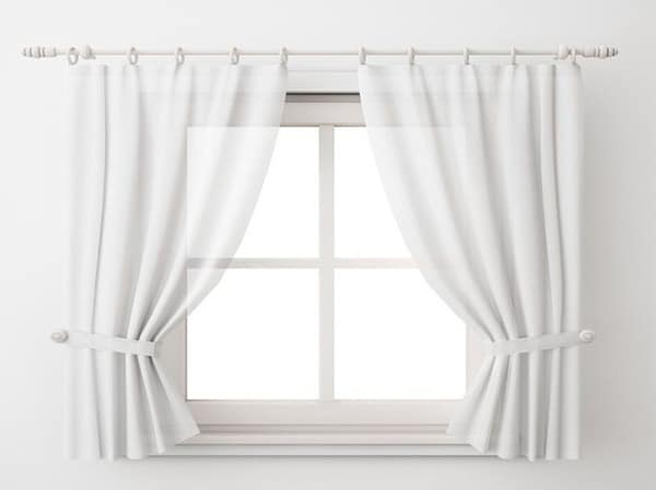 ¿Estores o cortinas?